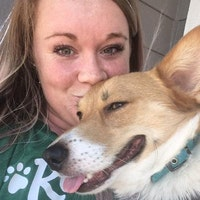 dog walker Reba
