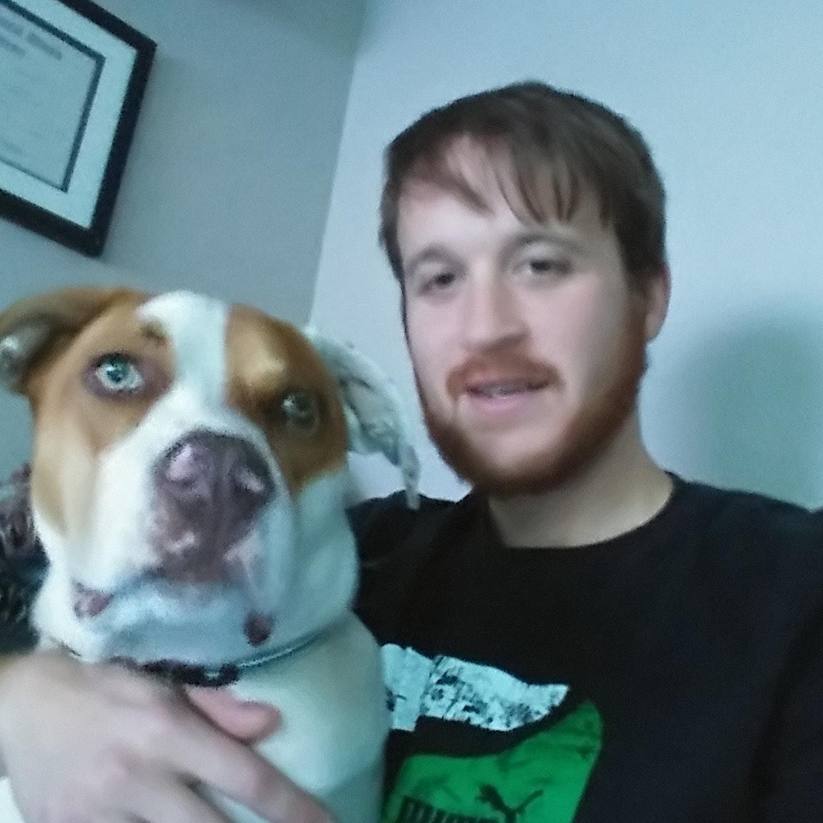 Ian's dog day care