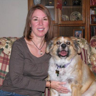 dog walker Pam