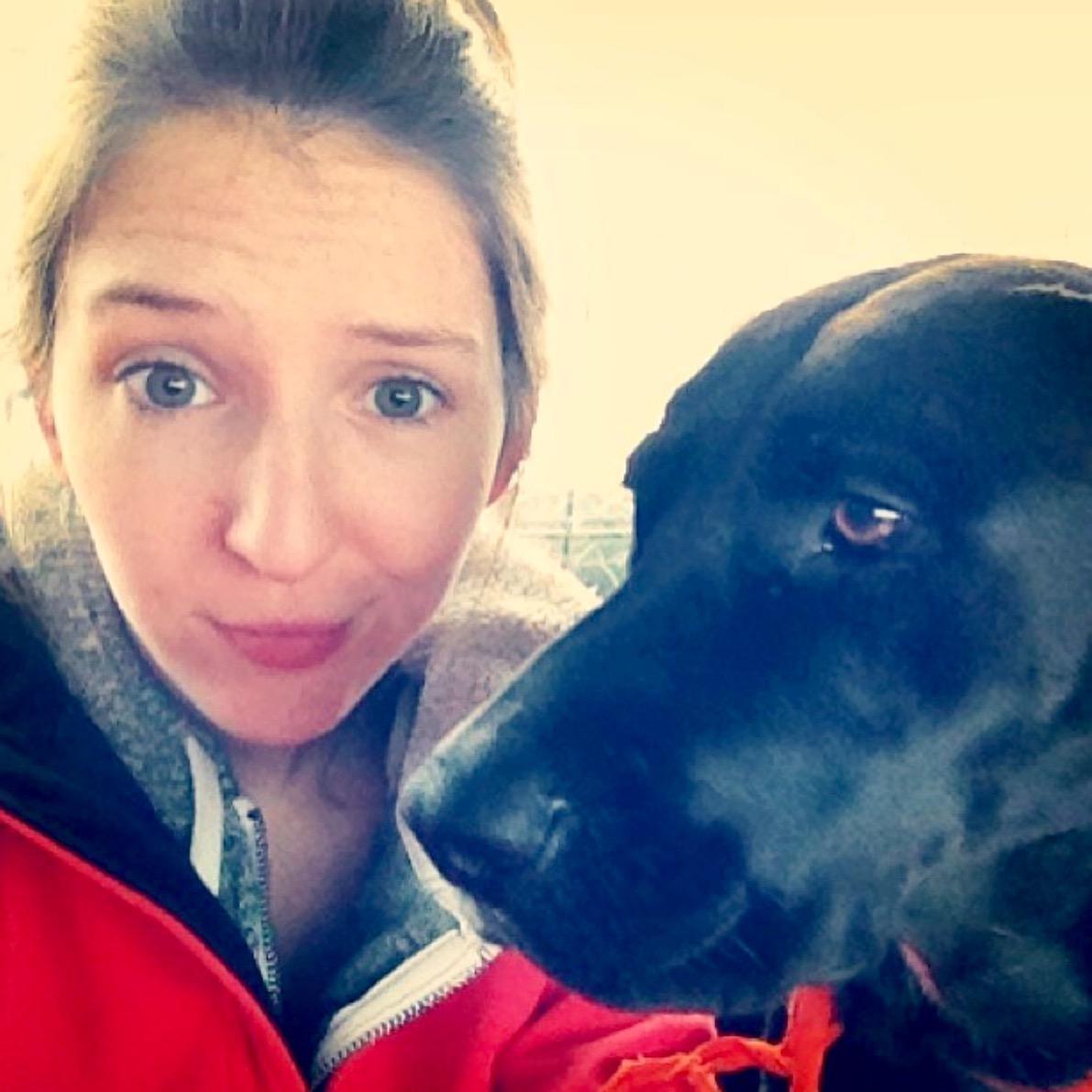 dog walker Kady