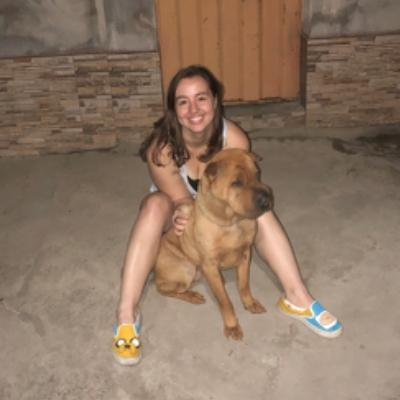 dog walker Jordana