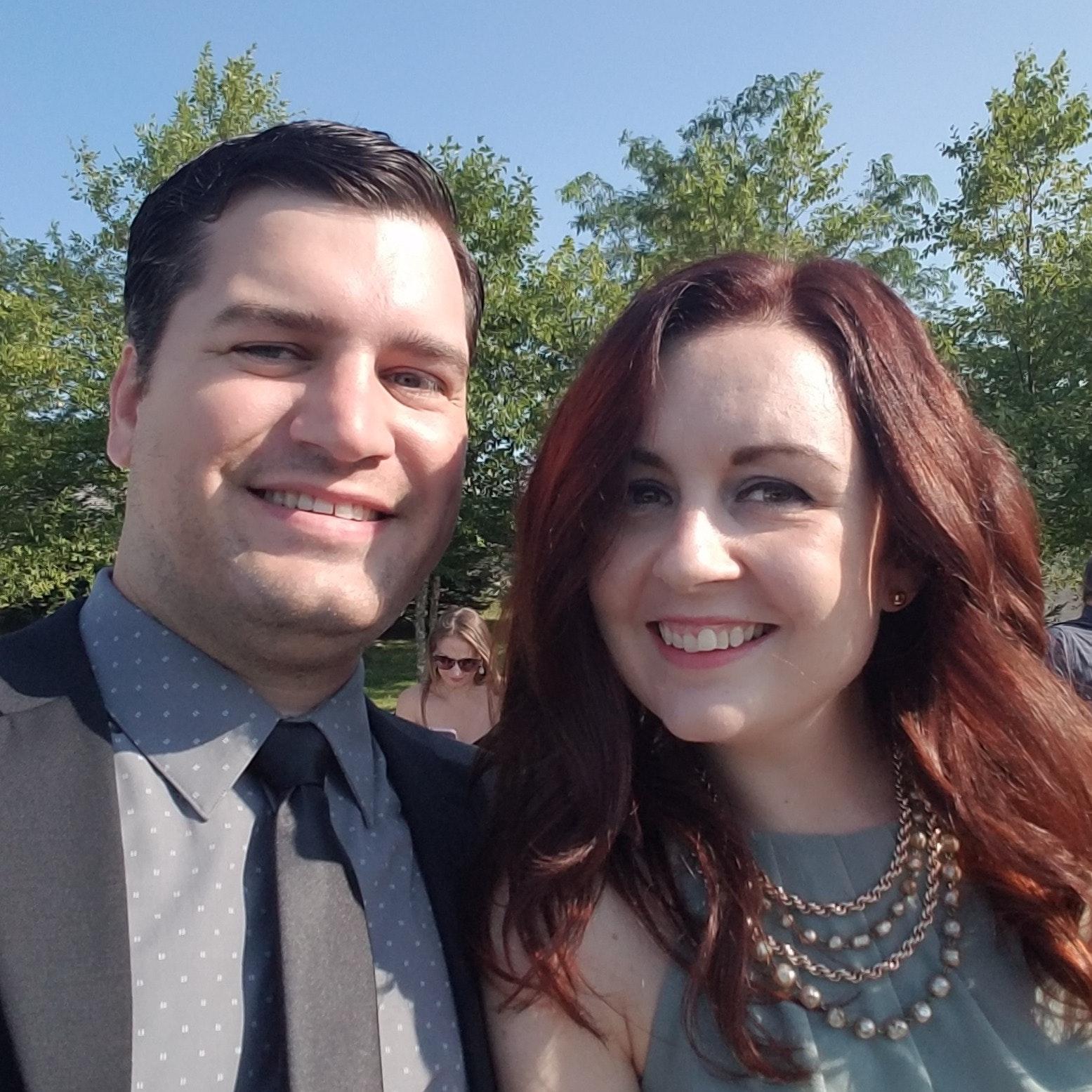 Rebecca & Rob S.