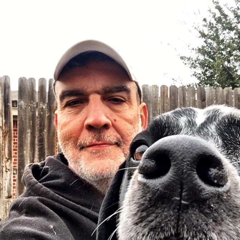 dog walker Thomas