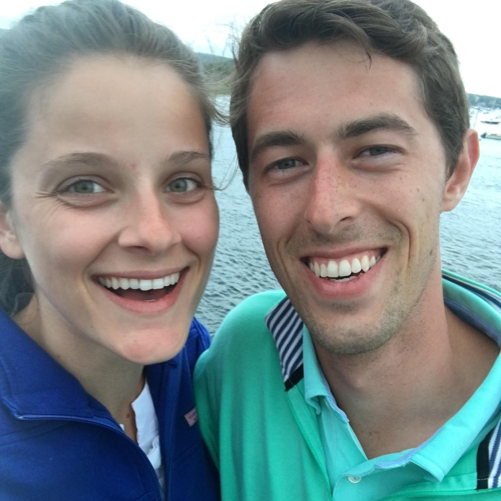 Ashley & Patrick B.