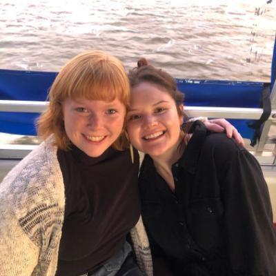 Emily & Catherine S.