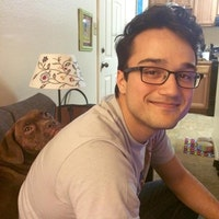 dog walker Cory