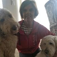 dog walker Diane