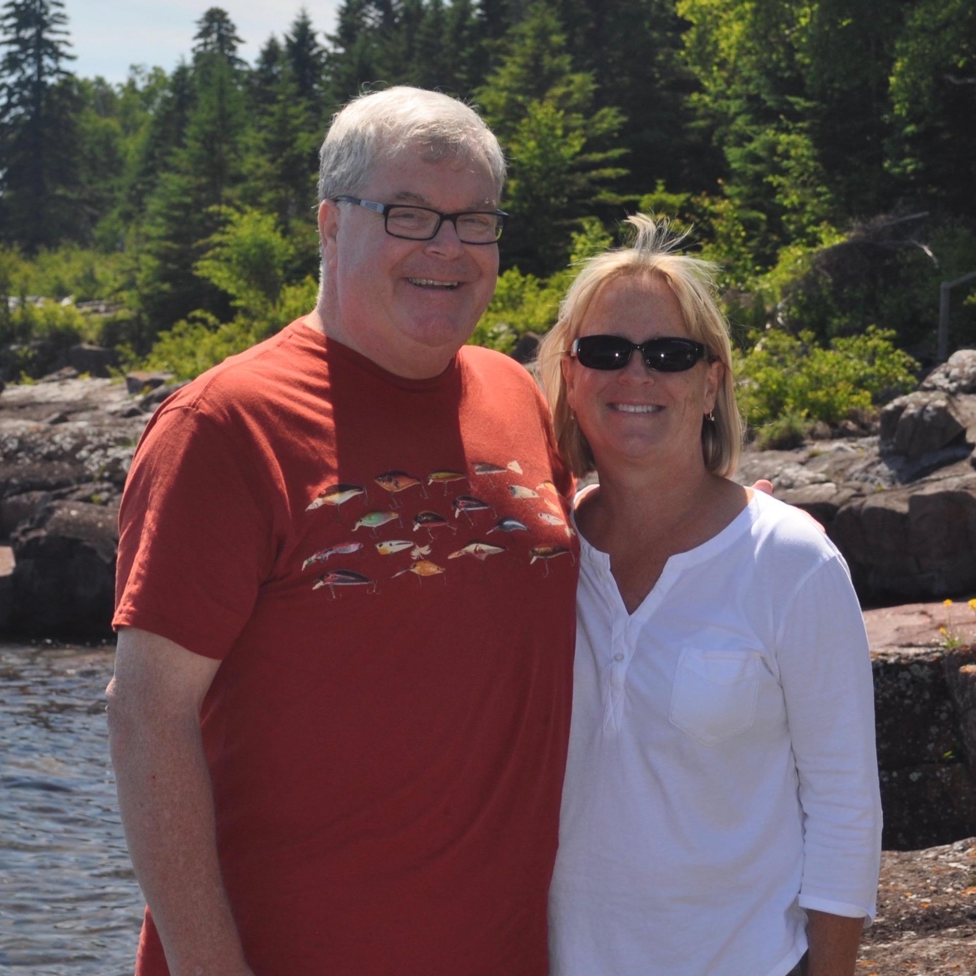 Jim & Nancy W.
