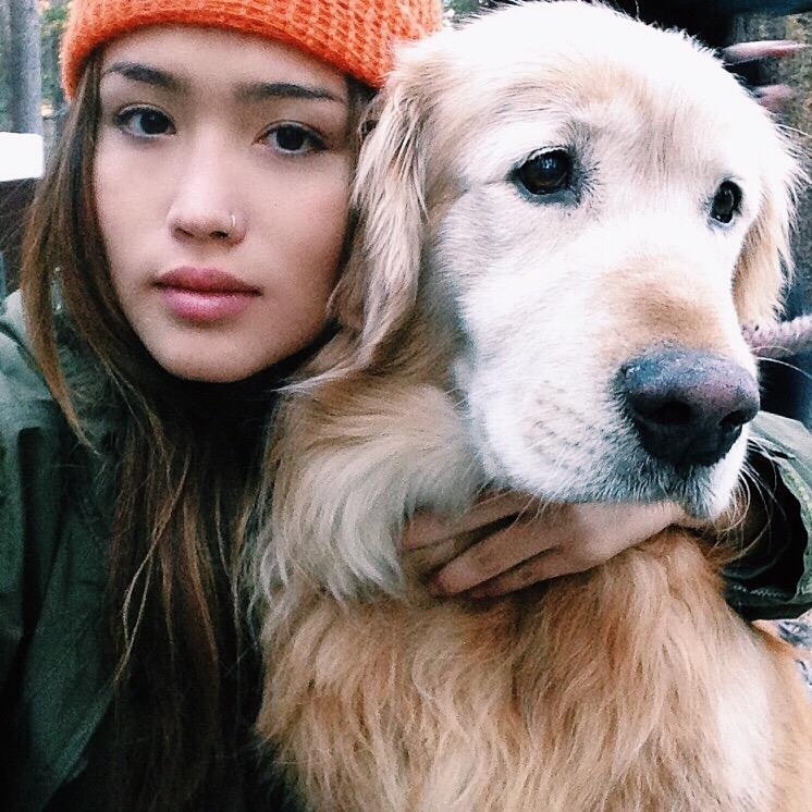 dog walker Alessandra