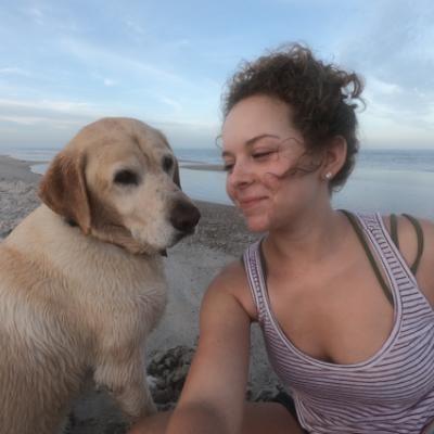dog walker Lyndsay
