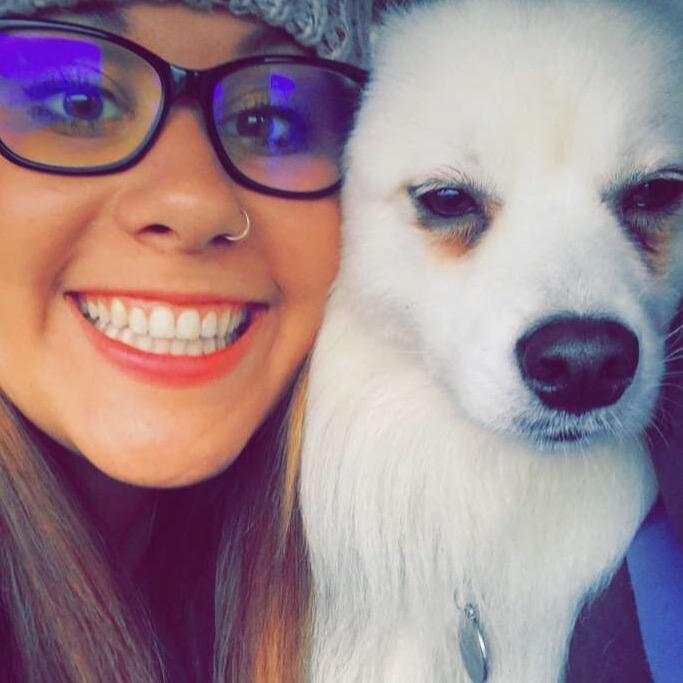 dog walker Annie