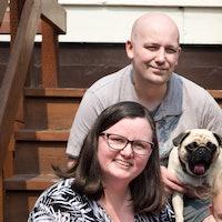 Kenneth & Breezi's dog boarding