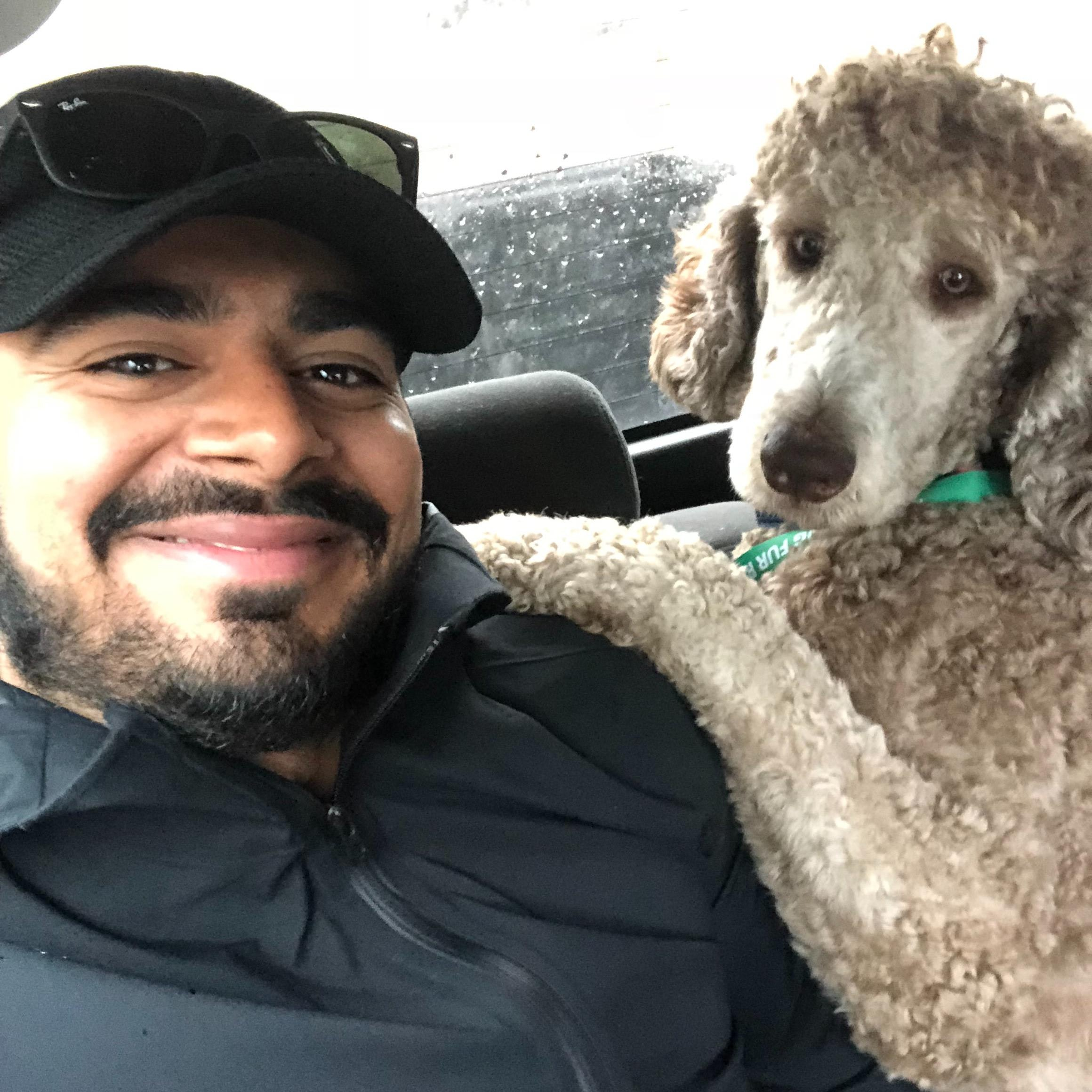 Sharad's dog day care