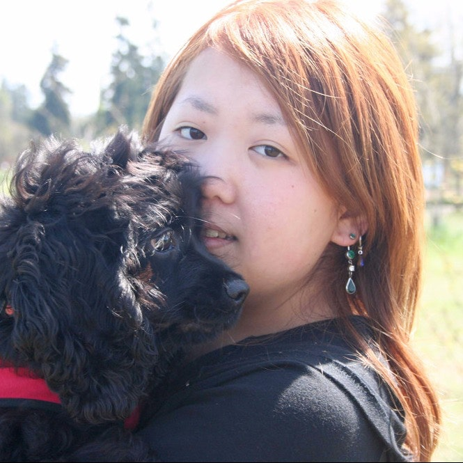 dog walker Yoko