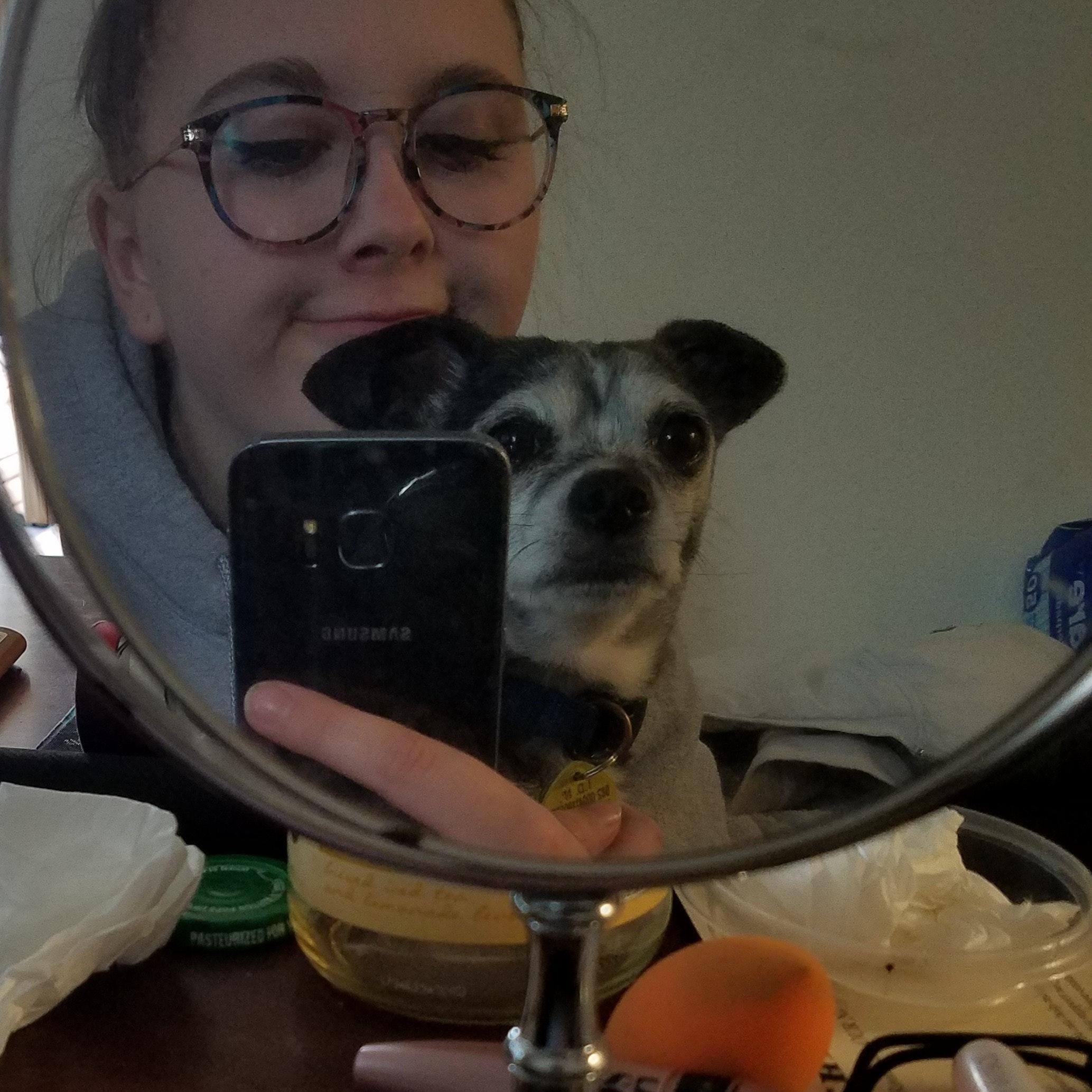 dog walker Helen