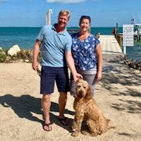 Kate & Christopher's dog boarding