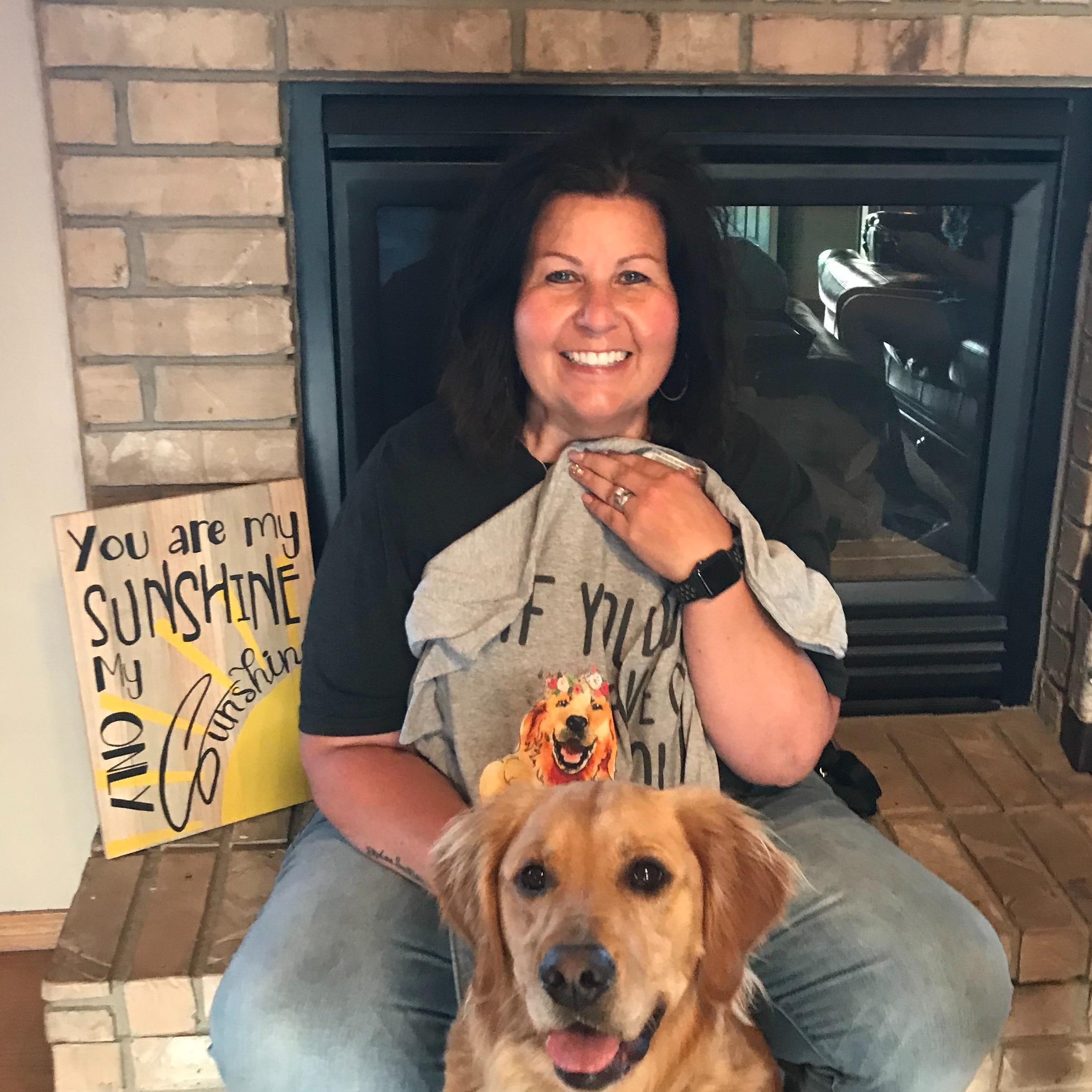 pet sitter Stacy