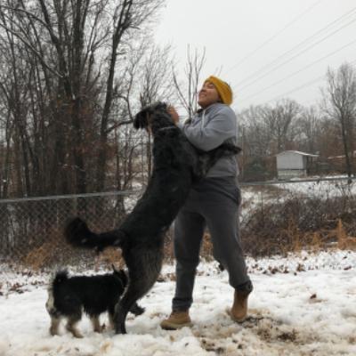 Marquia's dog day care