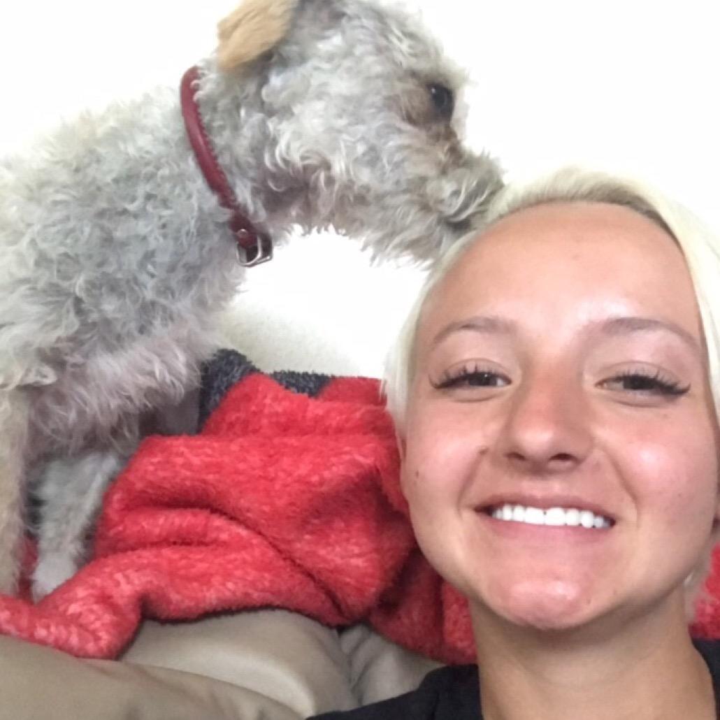 dog walker Farrah