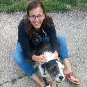 dog walker Marcy