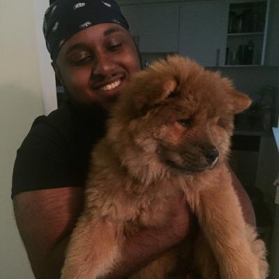 Dagmawe's dog day care