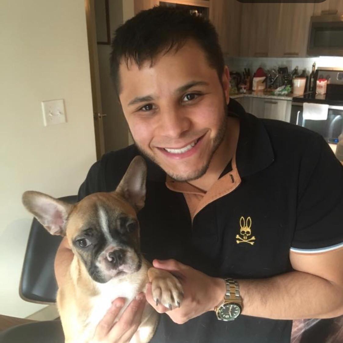 Jose's dog boarding