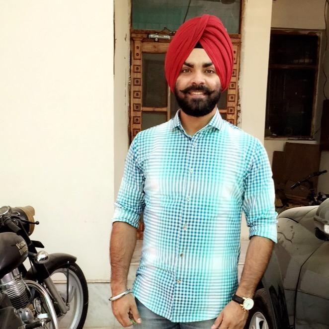 house sitter Harkanwal Singh