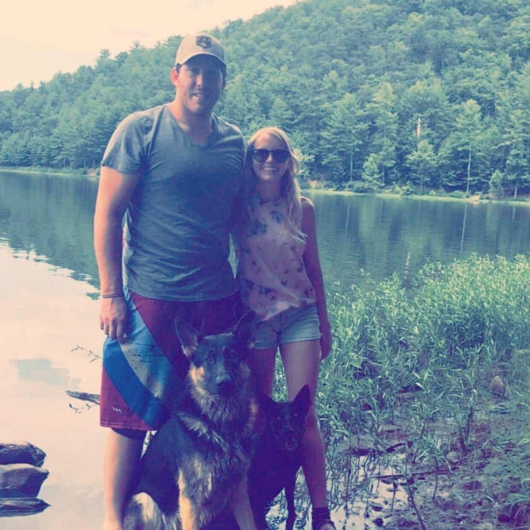 Shane & Brittany's dog boarding