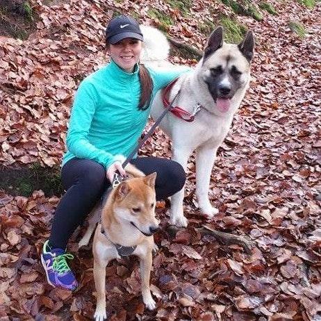 dog walker Kim
