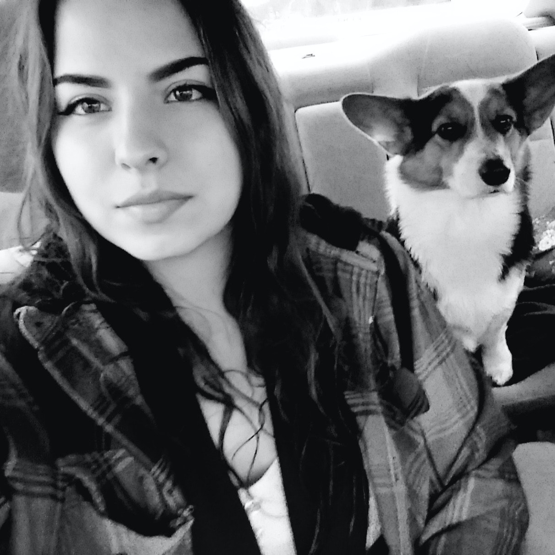 dog walker Kayela