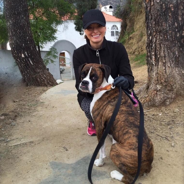 dog walker Tamara