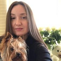 dog walker Rosalinda