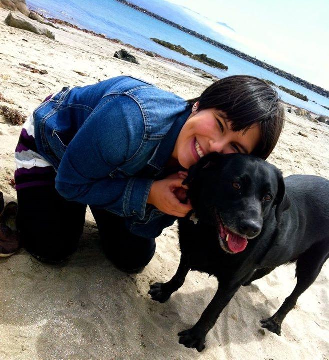 dog walker Margaret