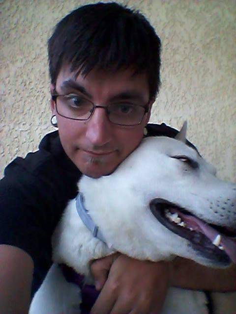 dog walker Xander
