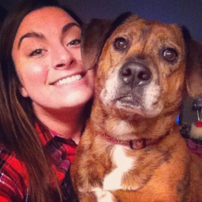 dog walker Alyson