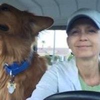 dog walker Rhondee