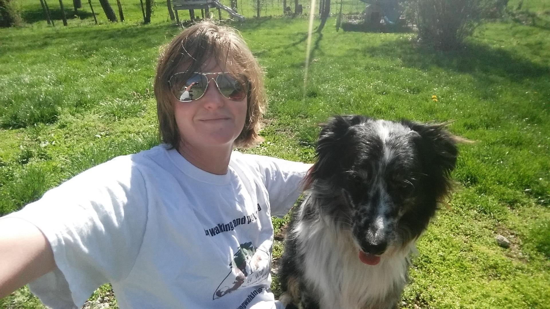 dog walker Marlize