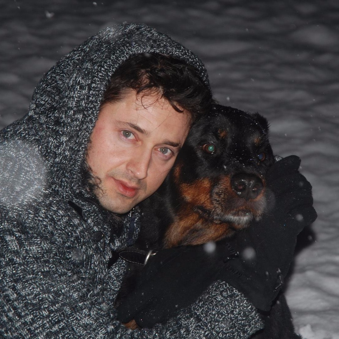Vitaly's dog boarding