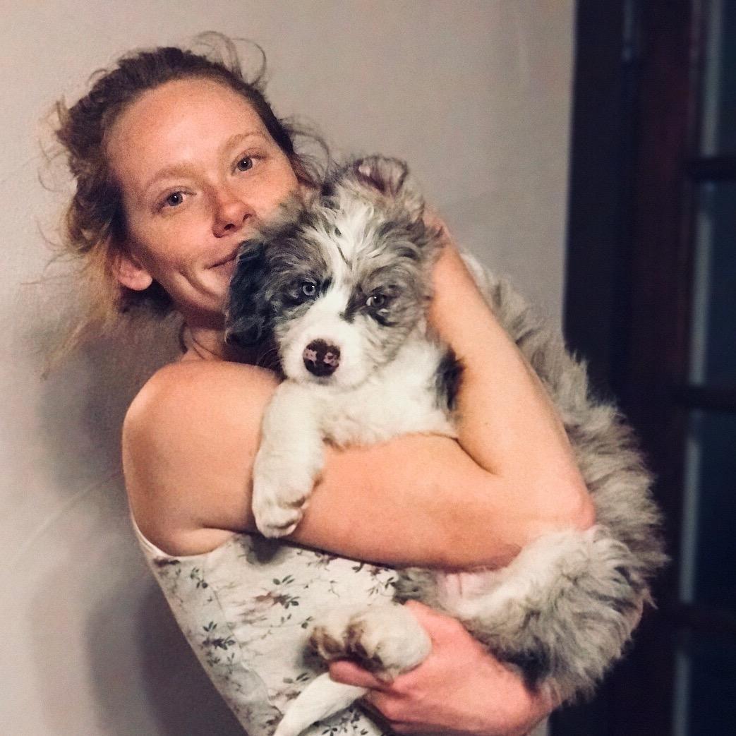 dog walker Jocelyn