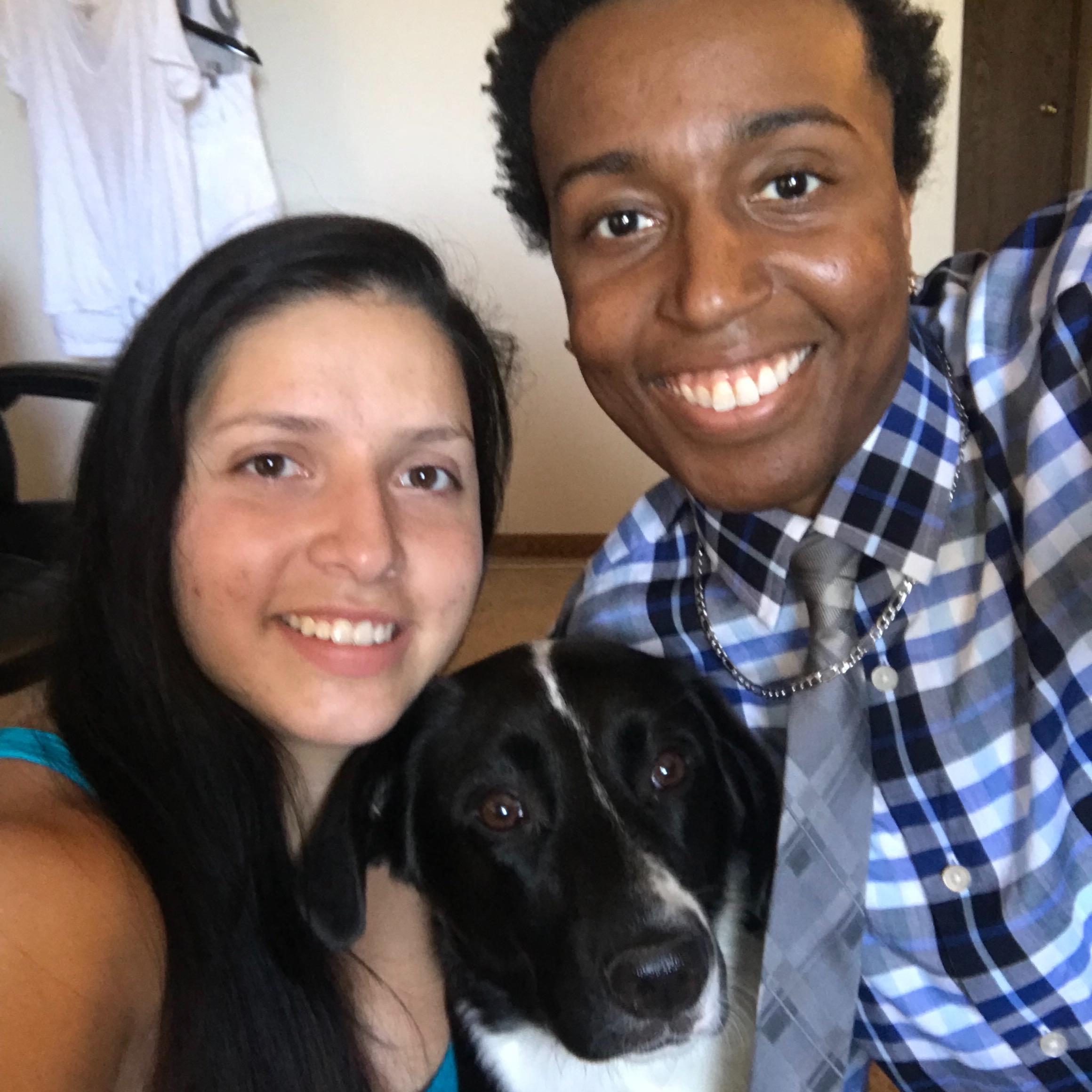 Steve & Ashley's dog day care