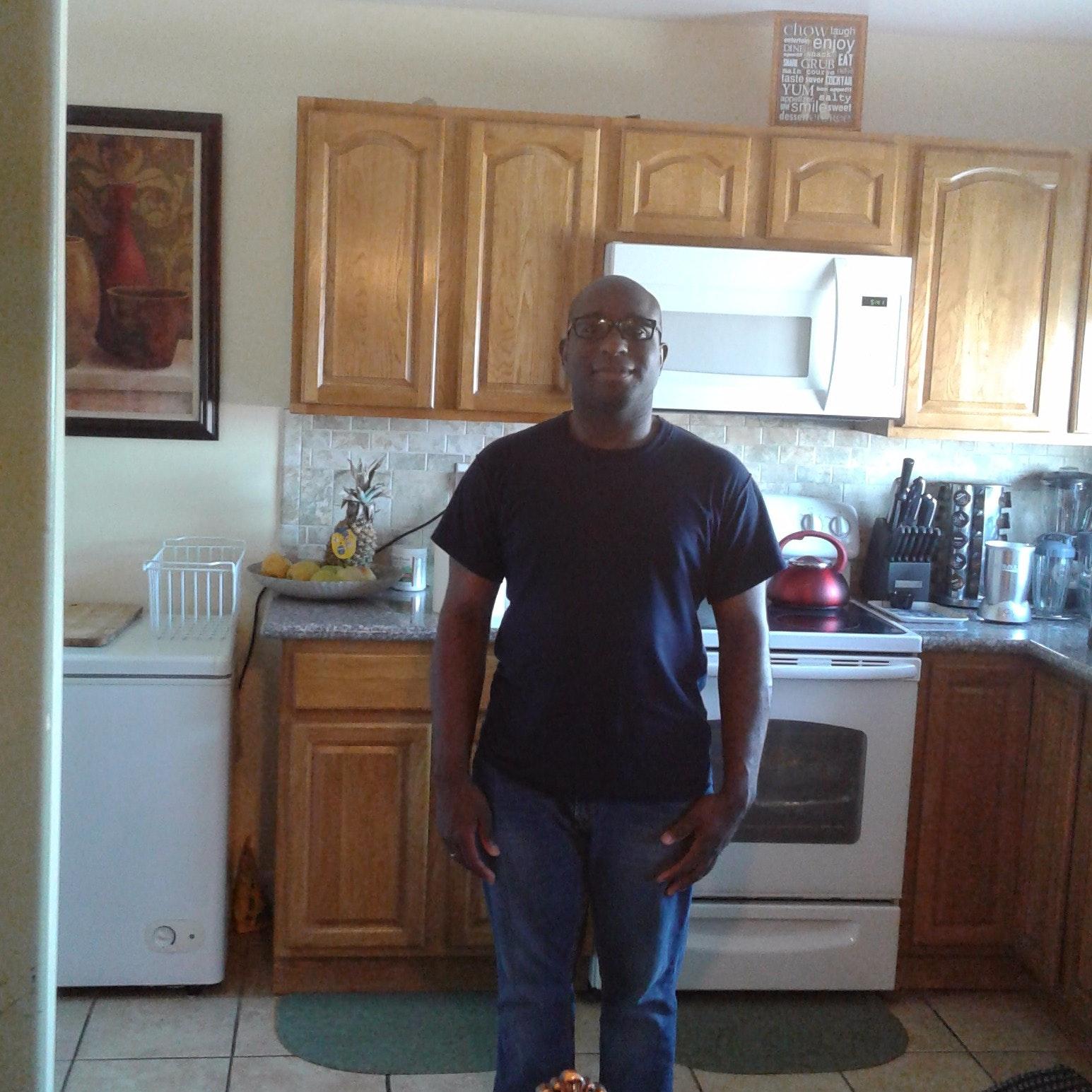 house sitter Jermaine