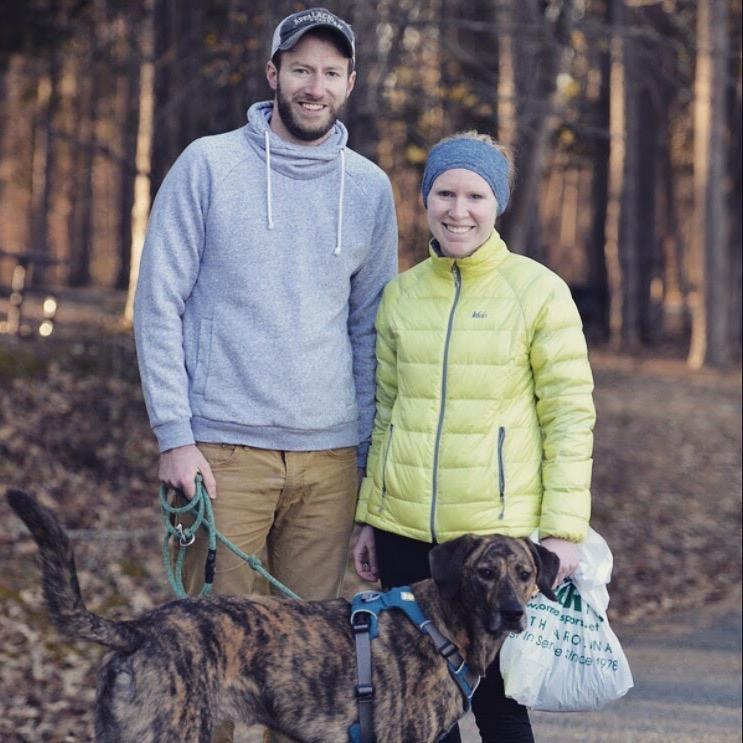 dog walker Sara & Galen