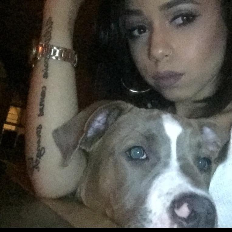 dog walker Ivy