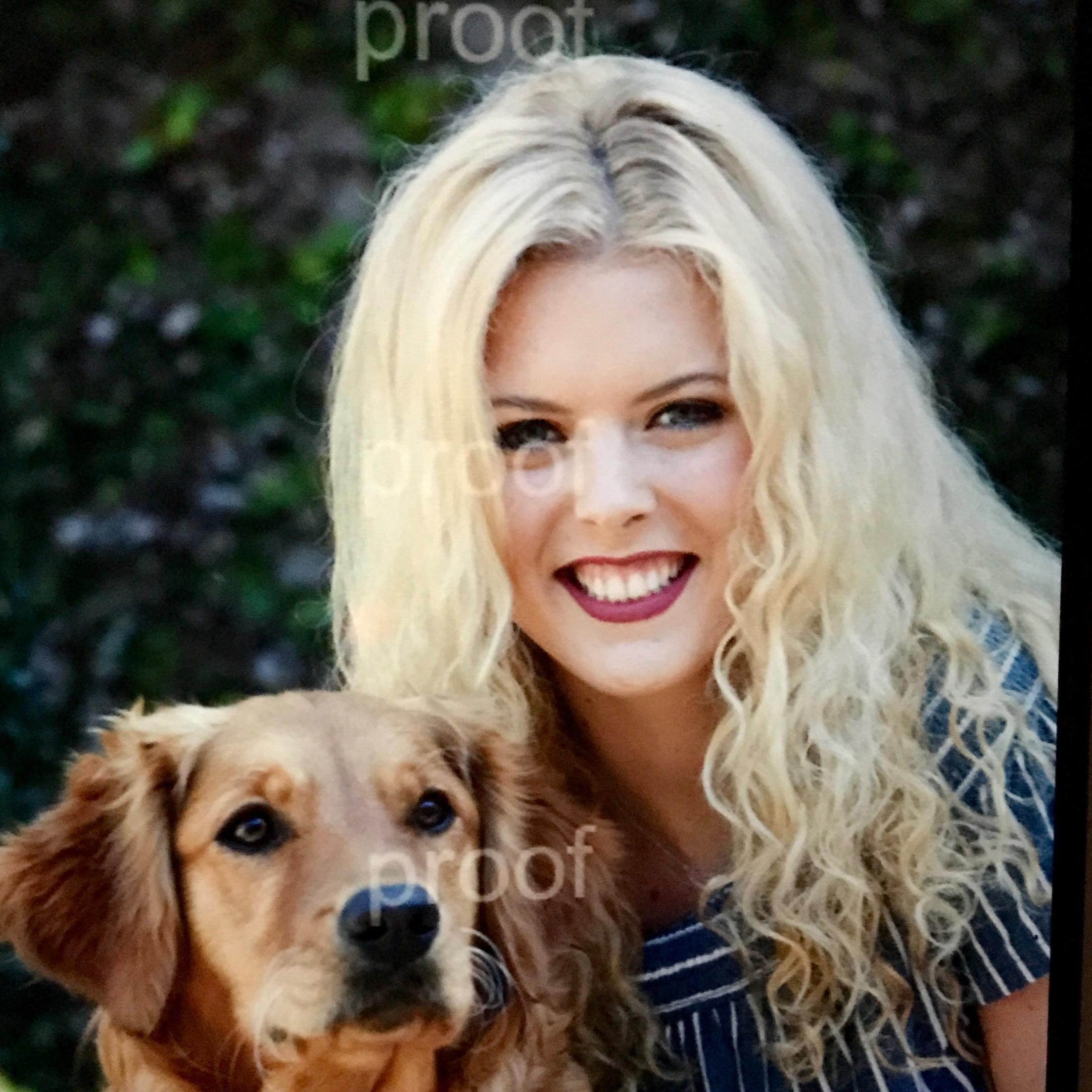 dog walker Aubrie