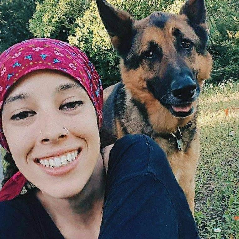 dog walker Lisbeth