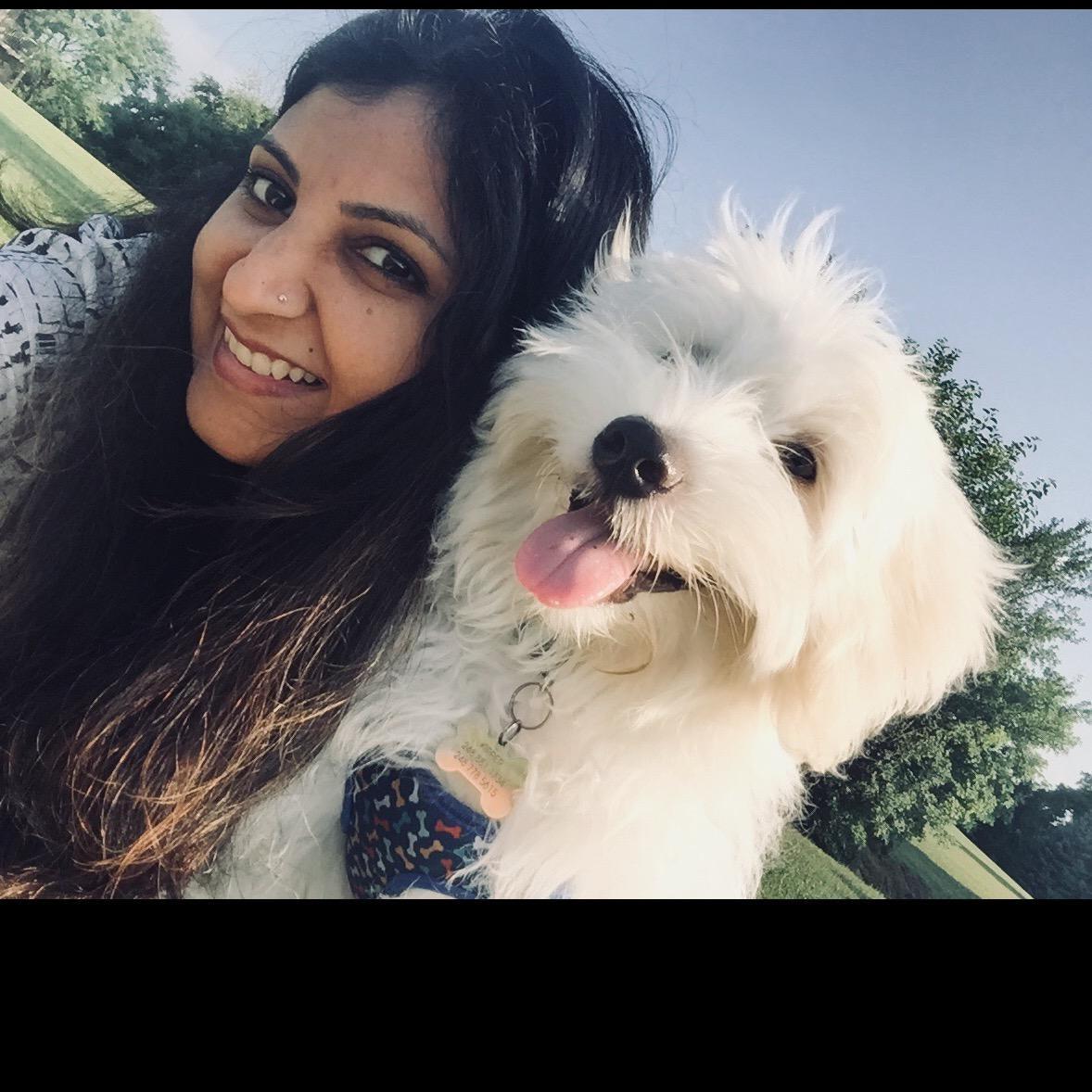 Deesha's dog boarding