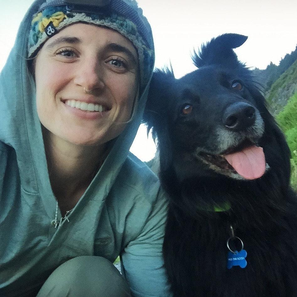 dog walker Keeley