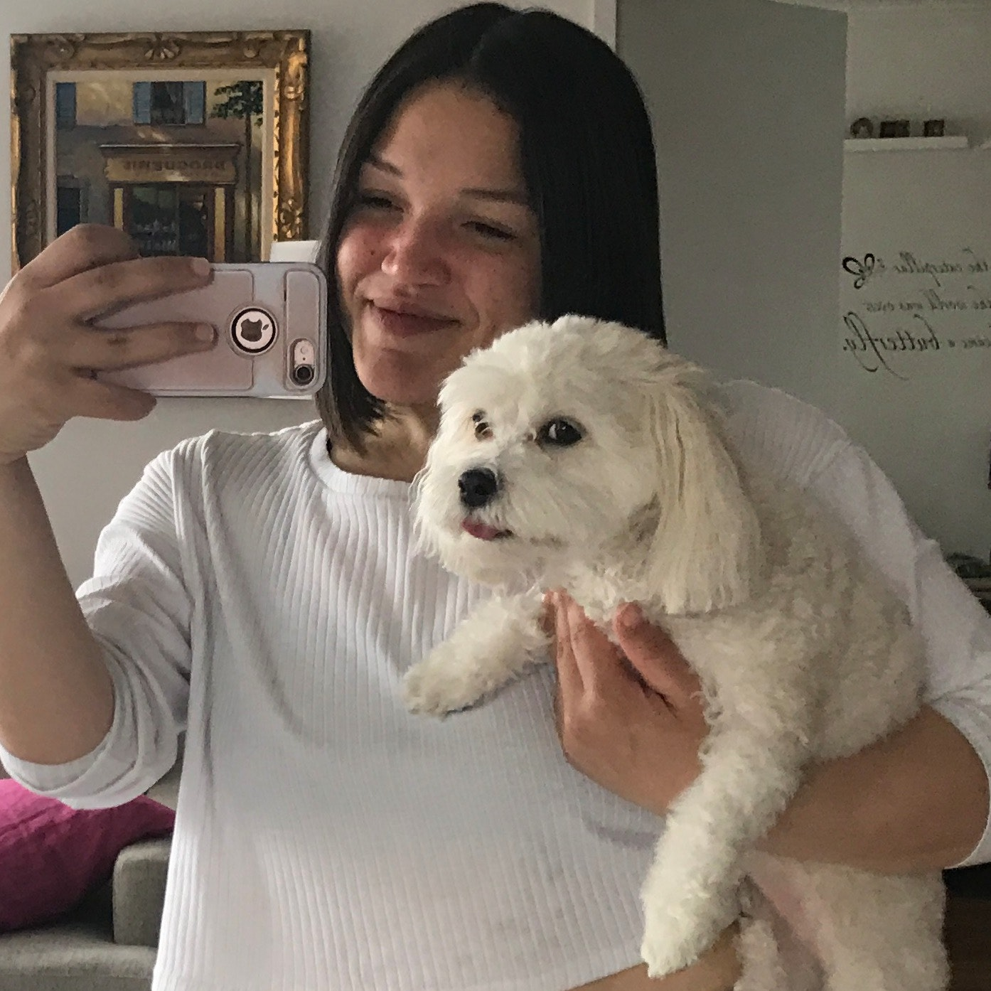 pet sitter Nicole Carolina