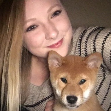 dog walker Cassidy