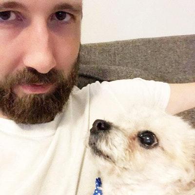 Phillip's dog boarding